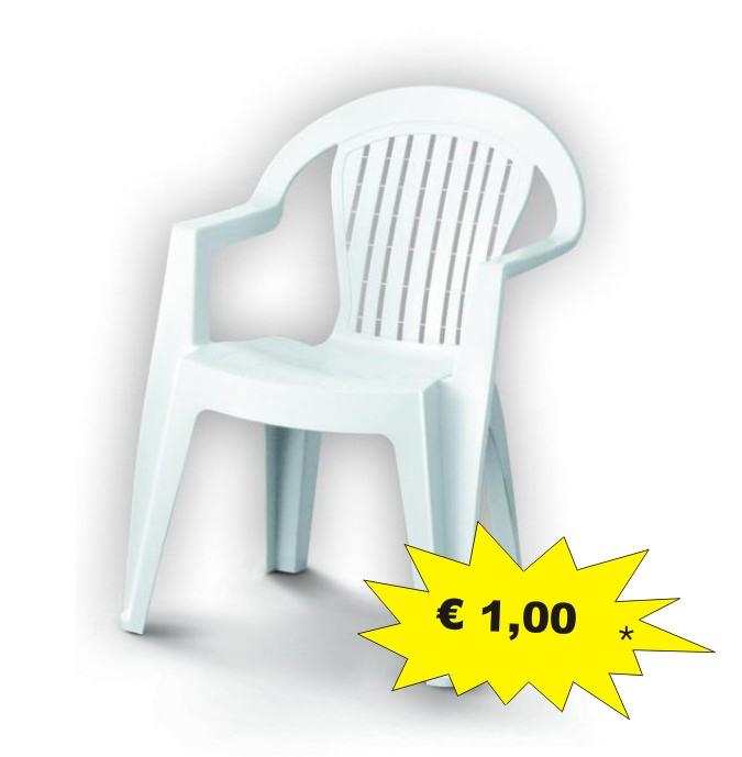 Sedie E Tavoli Plastica Economici.Sedie E Tavoli Garden Party